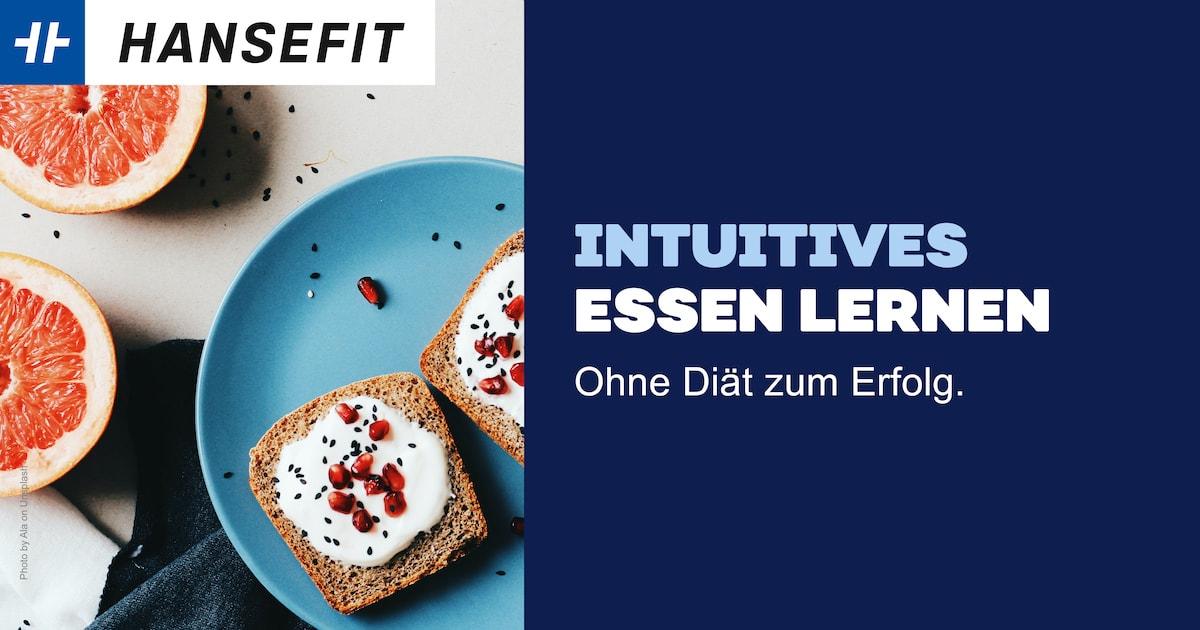 """Teaser-Bild für """"Intuitives Essen lernen"""""""