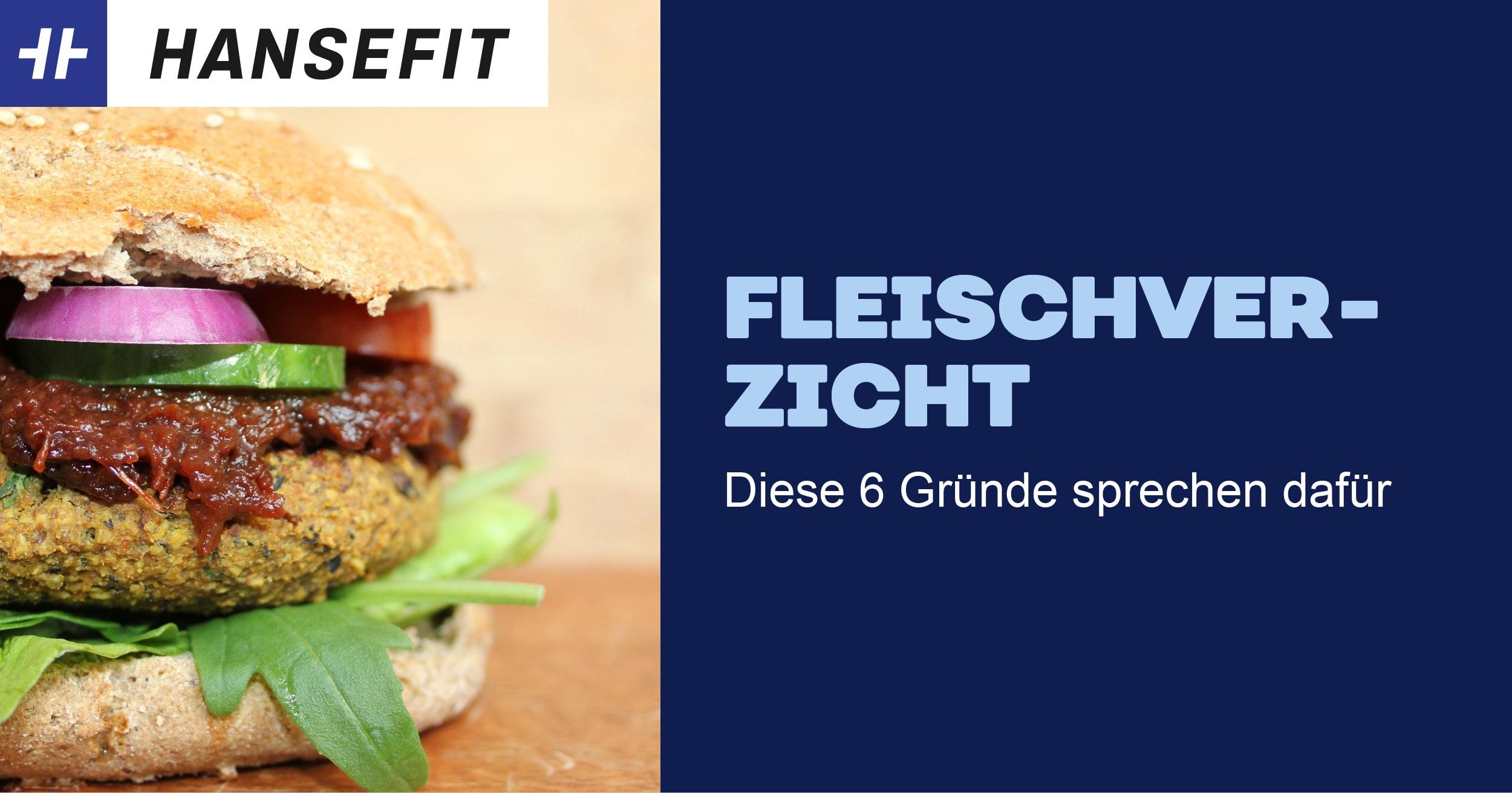 Teaserbild Fleischverzicht Burger mit Gemüse